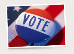 Election Day is November 6. Get tips on preparing to vote.