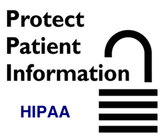 Protect Patient Information: HIPAA