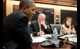 President Barack Obama Has A Conference Call With Electric Utility Executives