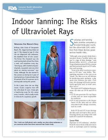 PDF Graphic of this article including images of Miss Maryland