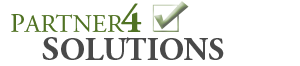 Partner for Solutions Logo and link to home page