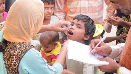 The Race to Eradicate Polio