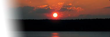 Higgins Lake Sunset