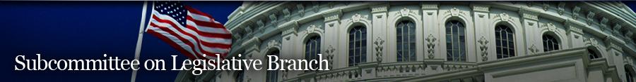 Legislative Branch Banner