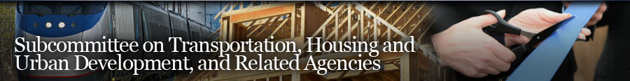 Transportation, Housing and Urban Development, and Related Agencies Banner