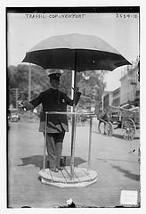 Traffic Cop, Newport  (LOC)