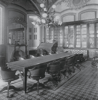 Judiciary Committee Room in the Capitol Building