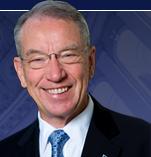 A Photo of Senator Chuck Grassley of Iowa