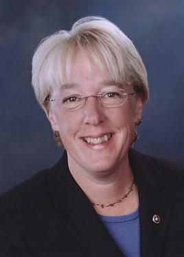 Senator Murray's Official Photo - Color