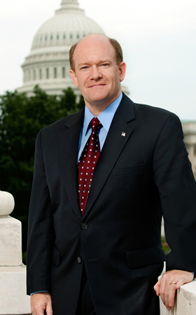 Senator Christopher Coons