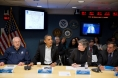 President Obama Gets Update on Storm Relief at FEMA