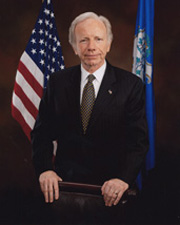 Photo of Senator Joseph I. Lieberman