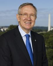 Photo of Senator Harry Reid