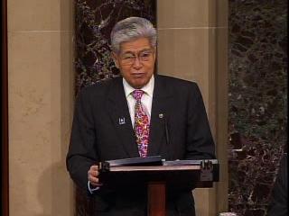 Senator Akaka discusses VA prescription pricing