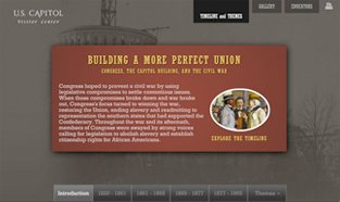 Civil War Website