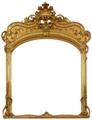 Mirror, Rococo Revival