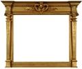 Mirror, Neoclassical Revival