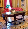 Image: President's Room Table Crop