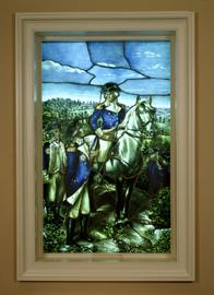 George Washington Memorial Window by Maria Herndl