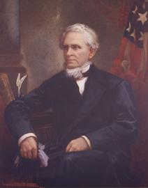 John Adams Dix by Imogene Robinson Morrell