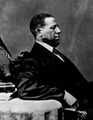 Photograph of Senator Hiram Revels