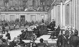 Image of Senate Chamber, 1877