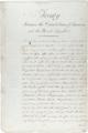 Image: Louisiana Purchase Treaty.