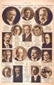 Oscar Underwood Portrait List