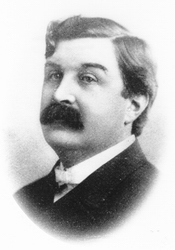 Photo of Senator William Lorimer of Illinois