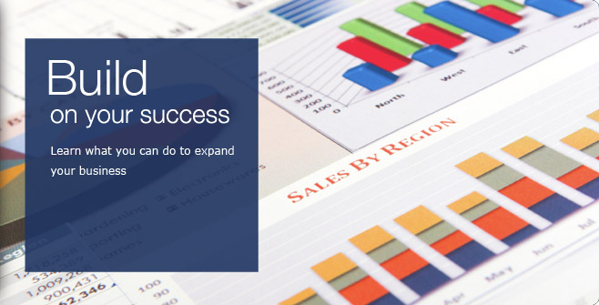 Augment your success. Flourish with a growing business - learn what you can do.