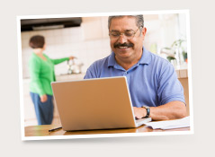Estimate your retirement income from Social Security.
