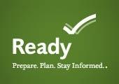 Ready.gov Hurricane Info