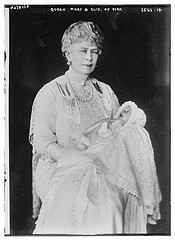 Queen Mary and Eliz. of York  (LOC)