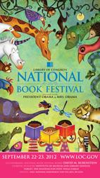 2012 National Book Festival Poster Artist: Rafael López