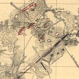 Sketch of the battle of Bristoe