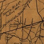 [Sketch of the Manassas battlefield].
