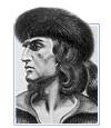 Daniel Boone, 1734-1820