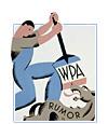 """WPA poster: """"Rumor"""""""