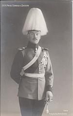 Prinz Konrad von Bayern, Prince  of Bavaria