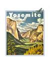 Yosemite. United Air Lines