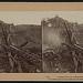 Destruction of a railroad bridge (LOC)