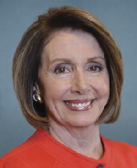 Rep. Nancy Pelosi [D-CA-8]