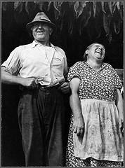 Mr. and Mrs. Andrew Lyman, Polish tobacco farmers near Windsor Locks, Connecticut (LOC)