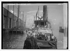 Suffrage tug, Jersey City (LOC)