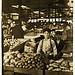 Fruit Venders, Indianapolis Market, aug., 1908. Wit., E. N. Clopper.  Location: Indianapolis, Indiana. (LOC)