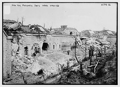 How the Przemysl Forts were wrecked  (LOC)