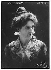 Mrs. J.E. Ferguson  (LOC)