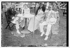 A.J. Cornelis, Mrs. Emil Auerbach, Mrs. A. Lincoln Stadler, E. Auerbach  (LOC)