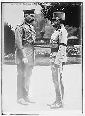 Kaiser & Gen. Von Hotzendorf  (LOC)