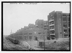 Remington Arms works, Bridgeport  (LOC)